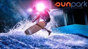 Искусственная волна Worldex Sport в  Санкт- Петербурге «Sunpark Surf Station»