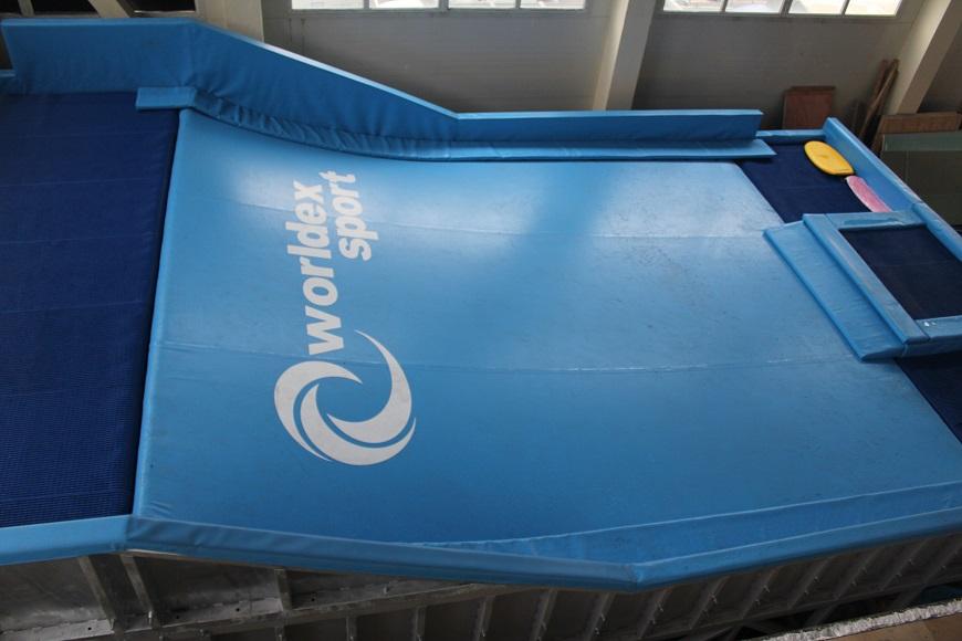 Flowrider WorldexSport в Питере