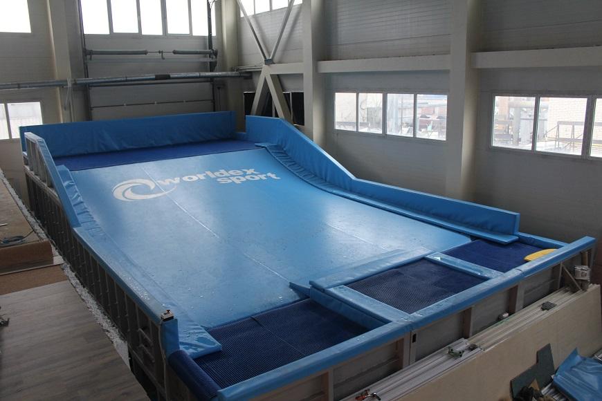 Flowrider WorldexSport в Санкт-Петербурге