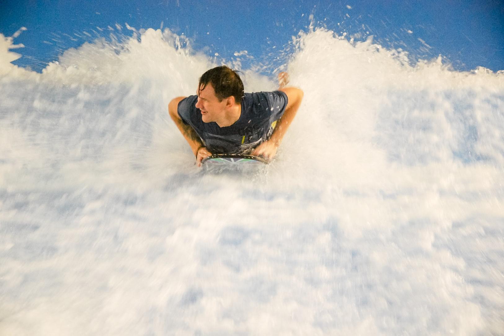 Новая искусствнненная волна в Сергиевом Пасаде1