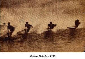 серфинг 1930 г